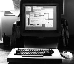 Xerox Alto 10 years before the Mac